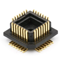 W9323 28 Pin Right Angled to 28 Pin PLCC