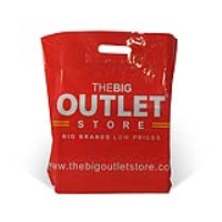 Yellow Polythene Carrier Bags