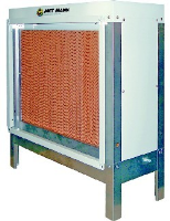 AC-8000 8000m3/hr adiabatic cooling module
