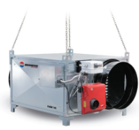 FARM 185M Indirect Oil Fired Heater - 170Kw (230v)