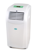 Koolbreeze P14HCP 14000BTU mobile air conditioner with advanced heat pump