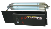 Sanuvox Quattro-GX4 in-duct air purifier