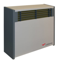 Calorex DH30AXP 30kg/24hrs dehumidifier with electric heater and hot gas defrost and 12v remote thermostat