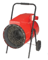GIS-30R 3PH  415v 3 phase 30kw industrial fan heater