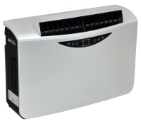 Prem-i-air EH0533 10000 BTU Per Hour Wall Mounted Air Conditioner with Electrical Heater