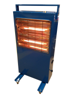 RG308 240v 3kw 13Amp carbon fibre electric heater