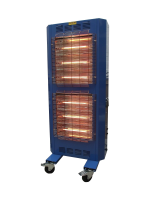 RG9 400v 9kw 16Amp carbon fibre electric heater