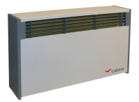 Calorex DH60AXP 60kg/24hrs dehumidifier with electric heater and hot gas defrost and 12v remote thermostat