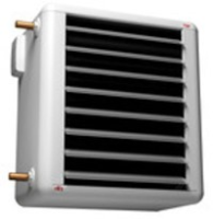 Frico SWH02 12kw LPHW fan heater with intelligent control