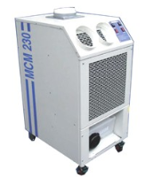 MCM 230PD 23000 Btu industrial mobile air conditioner
