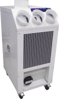 MCM 280PD 28000 Btu industrial mobile air conditioner