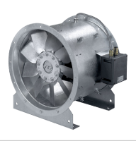 AXC-EX 710-9/26°-4 ATEX medium pressure axial fan