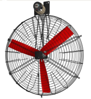 K4E130-3PP-55 48000m3/hr basket fan