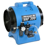 Minivayor VAF-300P- VRL 3500 m3/hr explosion proof ventilation fan