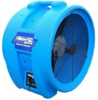 Minivayor VAF-400 (110v) 7500 m3/hr ventilation fan 110v