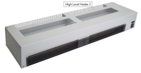 ODH-3000 3kw over door heater with integral switches.