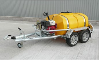Mobile Pressure Washer Bowsers