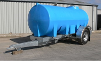 Large Capacity Mobile Dust Suppression Bowsers