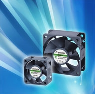E Series -'Traditional' DC Axial Fans