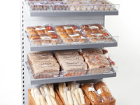Bakery Shelving Bay