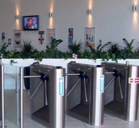 Half Height Turnstiles