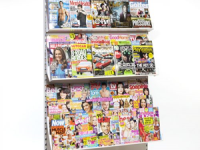 Magazine Shelving Bay