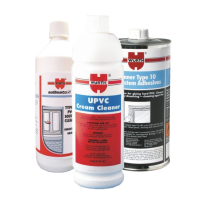 WÜrth UPVC Cleaners & Cleaning Products