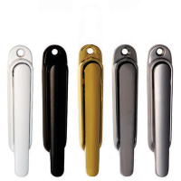 Q-Line Clearline SlimFold Handles (Without PZ Cylinder Hole)