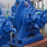 Marine Application Air Winches