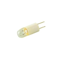 Incandescent Lamps - T-1 3/4 (6mm) Bi-Pin 3.17mm