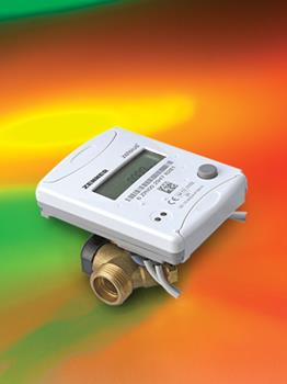 Ultrasonic Heat & Cooling Meter