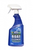 Bio-degradable Boat Cleaners