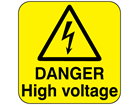 Warning Labels For Electricals