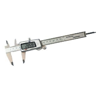 Digital Vernier Calipers 0-150mm Stainless Steel