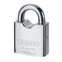 Abus 34/55C & 34CS/55C Steel Padlocks