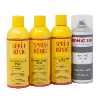 Konig PF Covering Lacquer (400ml Can)