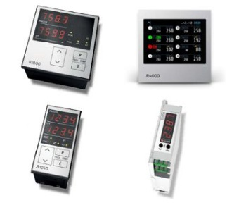 R2400 + R2500 - Multizones Temperature Controller with LCD-Display