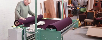 Fabric inspection and measuring machinery