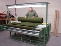 Fabric Inspection Machines with Edge guidance control
