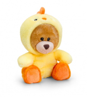 Easter Pipp the Bear 14cm by Keel Toys - CHICK