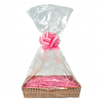 Gift Basket Accessory Kit - 21x16 - PINK SIZE A