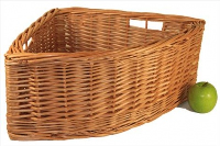 Superior QUADRANT STORAGE Basket - 35x35x18cm (large)