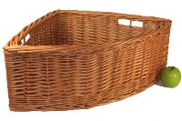 Superior QUADRANT STORAGE Basket - 40x40x20cm (xtra-large)