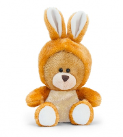 Easter Pipp the Bear 14cm by Keel Toys - RABBIT