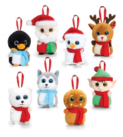 MINI MOTSU Christmas Characters - 10cm (assorted)