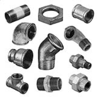 Galvanised Malleable Iron Fittings For Engineering Applications