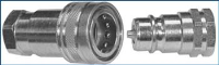 Quick Release Couplings ISO A Norm