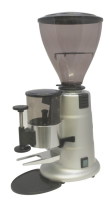 MACAP MXAT Silver Spring Loaded Tamper Auto Coffee Grinder