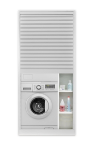 Laundry Tower Tambour