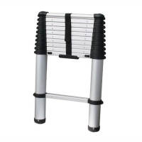 Zarges Soft Close Telescopic Ladder; 2.9 Metre